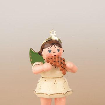 Engel mit Panflöte 6,5 cm
